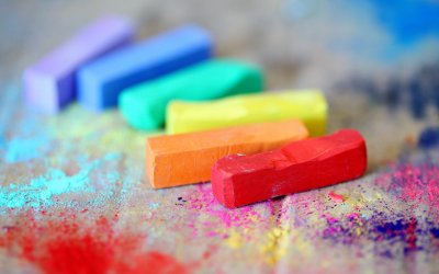 3  Fun Sidewalk Chalk Games