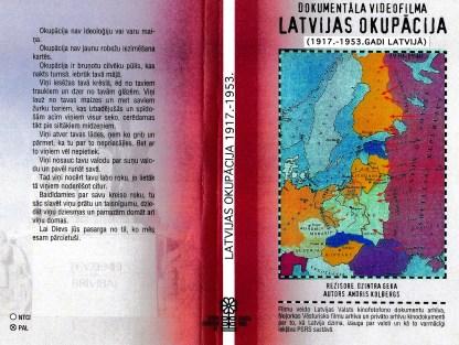 Latvijas okupācija