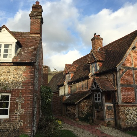 Turville Houses