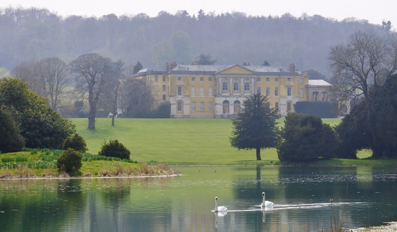 West Wycombe Park is a popular location for filming