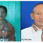 Pu Thla Hre le Pi Iang Tial Independent Hluttaw in An I Cuh Lai_NLD in An Chuak