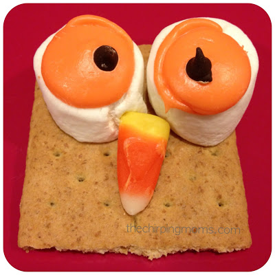 Owl Smores : The Chirping Moms