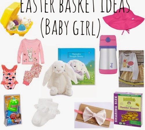 Favorite Easter Basket Ideas and Easter Books for Kids!