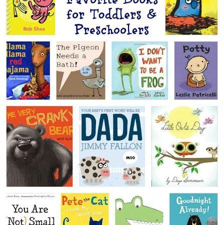 Favorite Book Picks for Babies & Toddlers