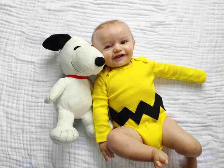 DIY Charlie Brown Costume