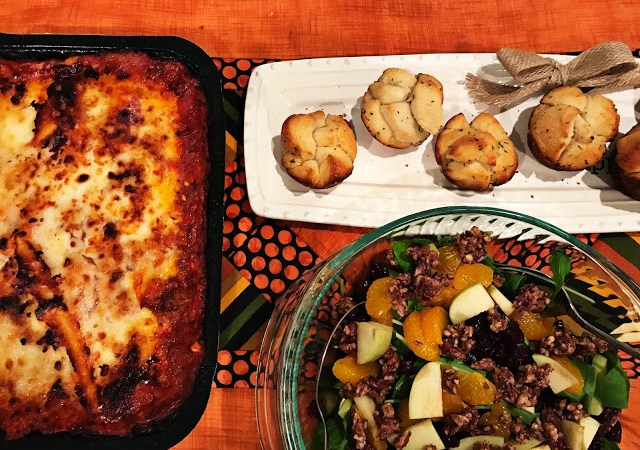 Looking for Some Holiday Dinner Inspiration?