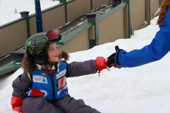 Mount Snow Ski Camp