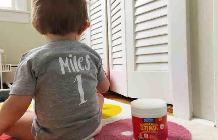 The Newest Way to Kick Diaper Rash