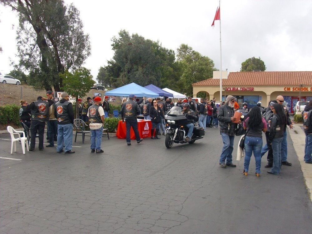 Brotherhood Marine Riders