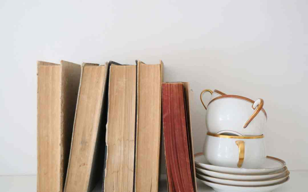 A Guide to Decorating with Old Books
