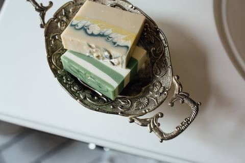 Soap and Soap Dish