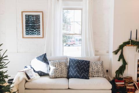 Lancaster Home Living Area