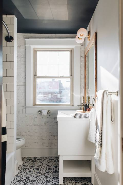 Bathroom Renovation by The Chris & Claude Co.