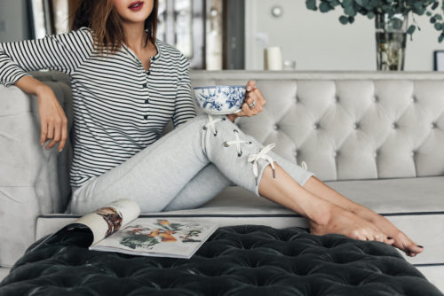Currently Obsessed: Luxe Loungewear