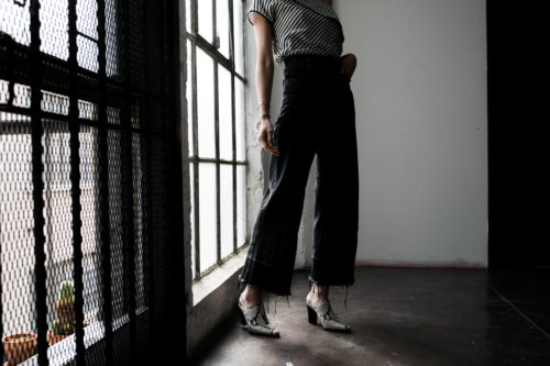The Cropped Flare Factor
