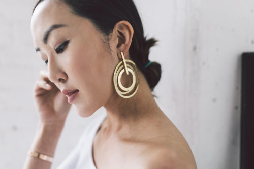 Currently Obsessed: Statement Hoops