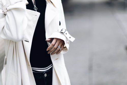 Currently Obsessed: Acne Trench