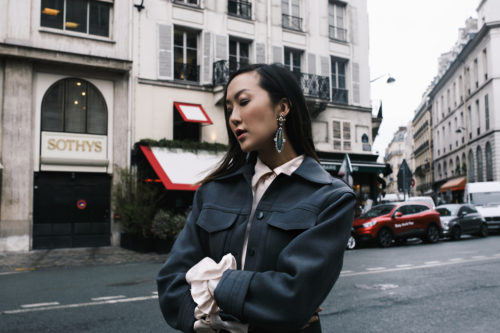 PFW Diary: THE LAST DAY IN PARIS