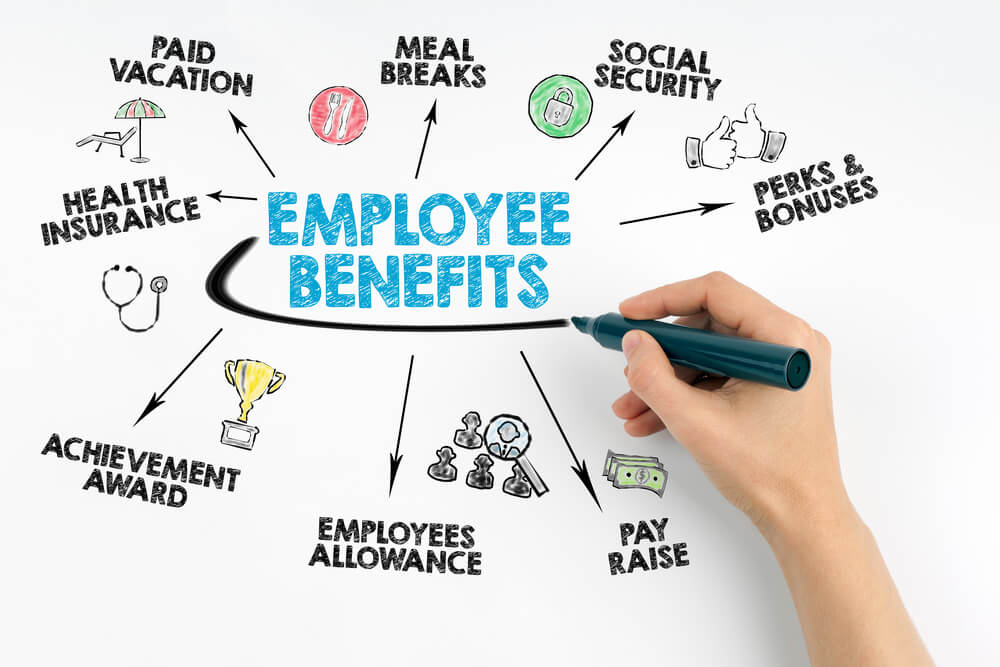 """August 23 Monthly Study: """"Employee Benefits"""" 7:30 – 9:00 a.m."""