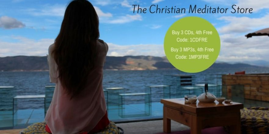 shop the christian meditator