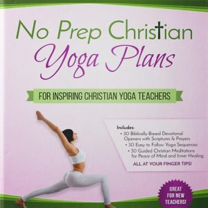 NO PREP YOGA PLANS CHRISTIAN
