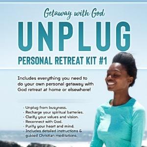 Unplug Christian Personal Retreat Kit