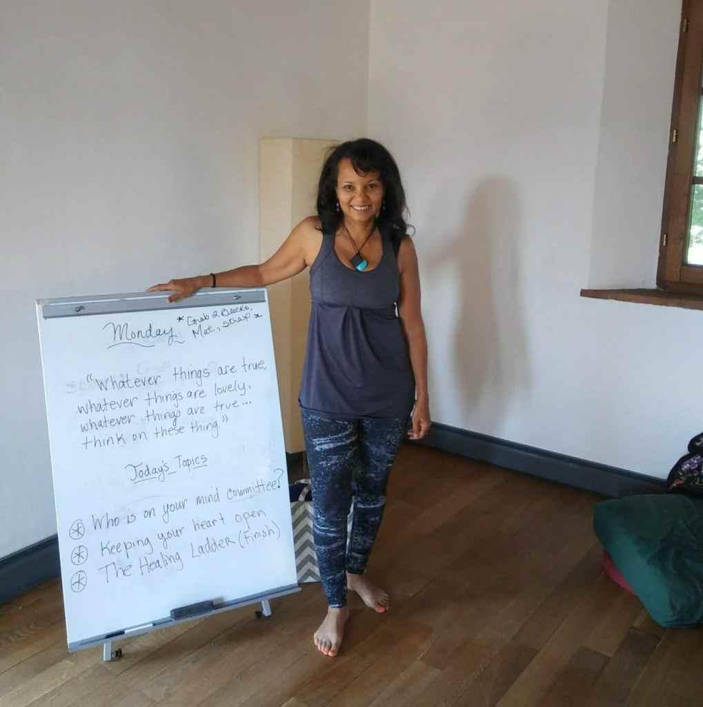 Christian mindfulness retreat