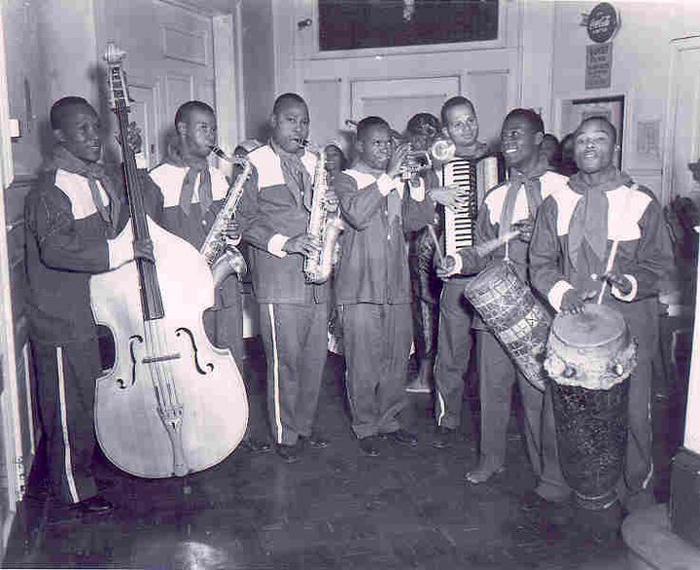 Jazz des jeunes début