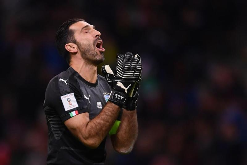 Buffon November 13th 2017