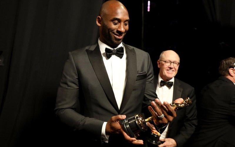 Kobe Bryant Oscar 2018