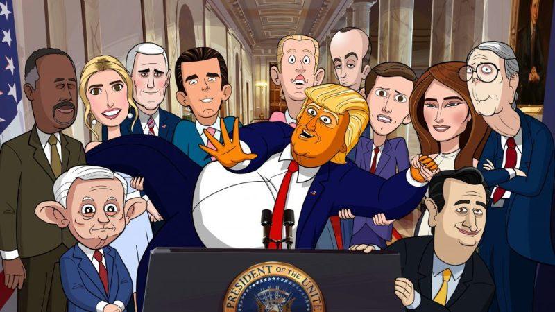 My Cartoon President