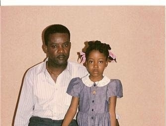 Father and Daughter Nicky and Sab