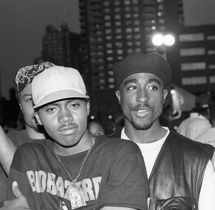 Nas and Tupac