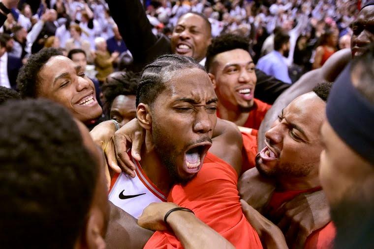 Toronto Raptors May 12th 2019