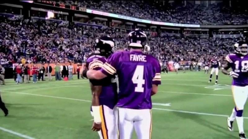 Brett Favre Minnesota Vikings
