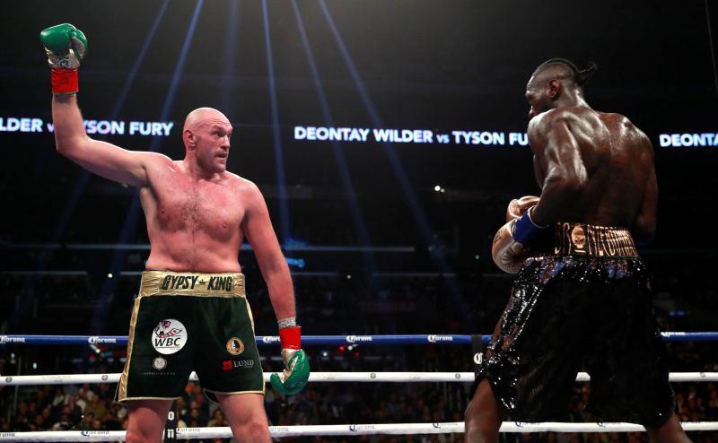 Tyson vs Deontay