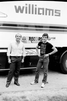 Ayrton and Frank 1983