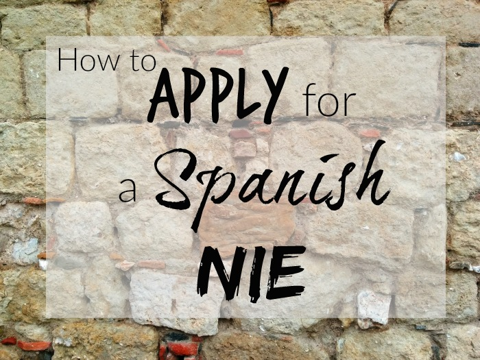 How to apply for a Spanish NIE