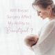 can i breastfeed with implants?