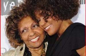 """""""Cissy and Whitney Houston photo"""""""
