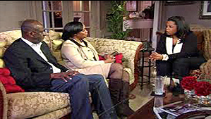 Oprah's interview with Houston Family Pat and Gary Housotn