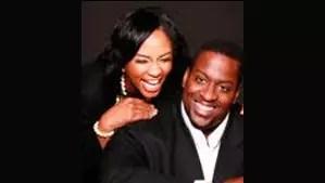 """Pastor Joel Peeples and wife Yolanda"""