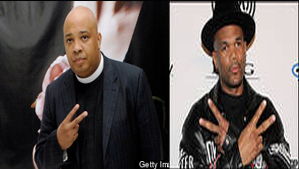 """Rev Run and DMC Reunion"""