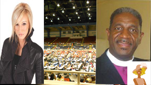"""""""Paula White Bishop Kenneth Carter CME Conference"""""""