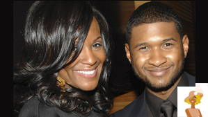 """Tameka-Foster and Usher"""