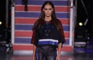 Tommy Hilfiger's Show Ends London Fashion Week