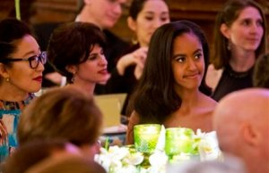 Malia Obama Could Find Herself In The Middle Of The Weinstein Drama