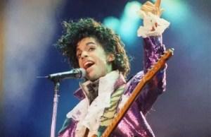 Prince Estate Releases 'Hit 'N Run' Line Of Hoodies, Tees & Hats