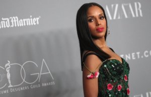 Kerry Washington To Star In New Hulu Series 'Little Fires Everywhere'
