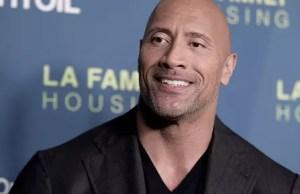 Dwayne 'The Rock' Johnson Announces Birth Of Third Girl